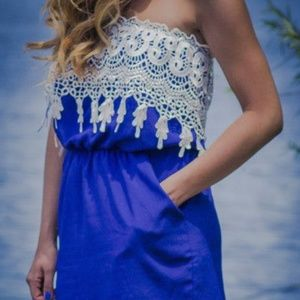 NWOT Peppermint Without a Doubt Dress